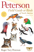 Peterson Field Guide to Birds of North America, Second Edition Book Cover
