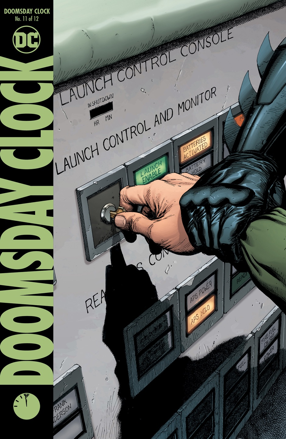 ‎Doomsday Clock (2017-2019) #11