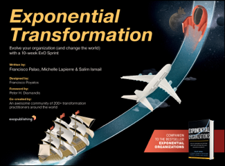 Exponential Transformation - Salim Ismail, Francisco Palao & Michelle Lapierre