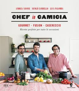 Chef in camicia Libro Cover