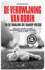 De verdwijning van Robin Boekomslag