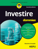 Investire for dummies Book Cover