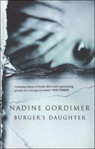 Burger's Daughter Book Cover