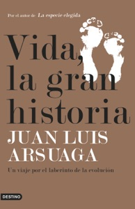 Vida, la gran historia Book Cover