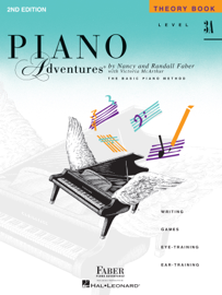 Piano Adventures : Level 3A - Theory Book