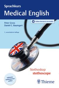 Sprachkurs Medical English Buch-Cover