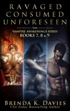 The Vampire Awakenings Series Bundle (Books 7-9)