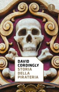 Storia della pirateria Copertina del libro