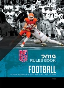 2019 NFHS Football Rules Book