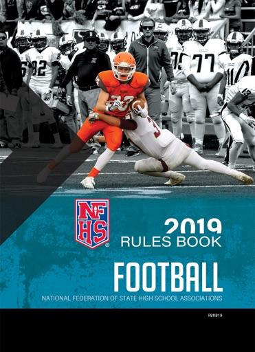 2019 NFHS Football Rules Book - NFHS