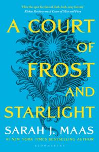 A Court of Frost and Starlight Copertina del libro