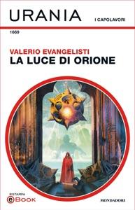 La luce di Orione (Urania) Book Cover