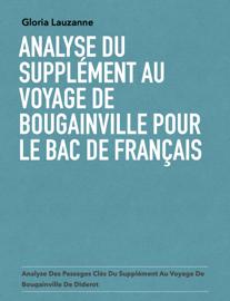 Analyse du Supplément au voyage de Bougainville pour le Bac de français