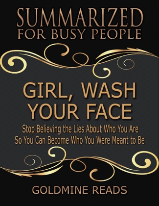 Girl, Wash Your Face image
