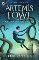 Eoin Colfer - Artemis Fowl and the Atlantis Complex artwork
