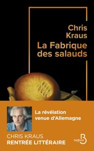 La Fabrique des salauds La couverture du livre martien