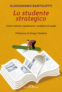 Lo studente strategico Copertina del libro