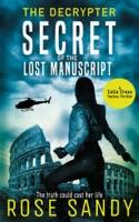 The Decrypter: Secret of the Lost Manuscript