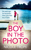 The Boy in the Photo - Nicole Trope Cover Art