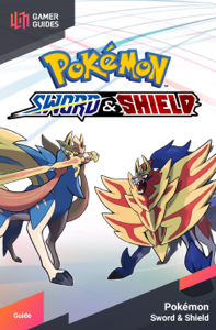 Pokémon: Sword & Shield - Strategy Guide Book Cover