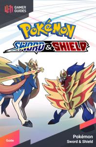 Pokémon: Sword & Shield - Strategy Guide Book Cover