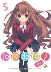 Toradora! (Light Novel) Vol. 5