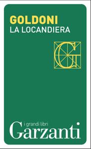 La locandiera Libro Cover