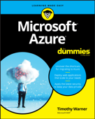 Microsoft Azure For Dummies Book Cover