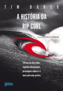A história da Rip Curl Book Cover