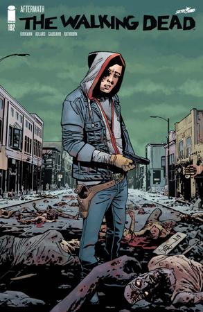The Walking Dead #192 - Robert Kirkman, Charlie Adlard & Stefano Gaudiano