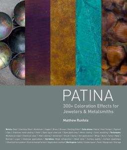 Patina Book Cover