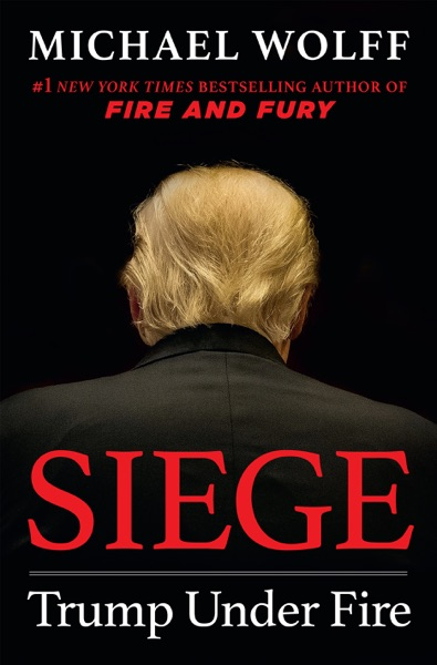 Siege - Michael Wolff book cover
