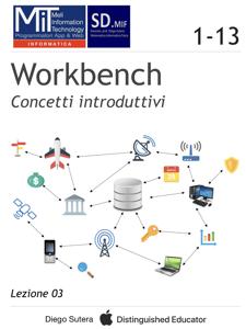 Workbench - Concetti introduttivi Copertina del libro