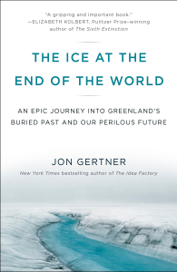 The Ice at the End of the World Book Cover