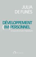 Le développement (im)personnel ebook Download