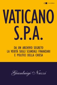 Vaticano Spa Copertina del libro