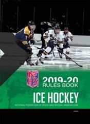 2019-20 NFHS Ice Hockey Rules Book