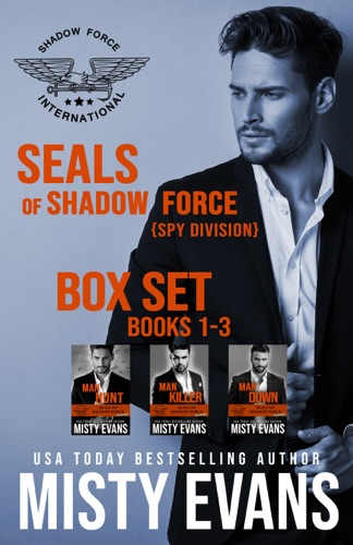 Misty Evans - SEALs of Shadow Force: Spy Division Box Set