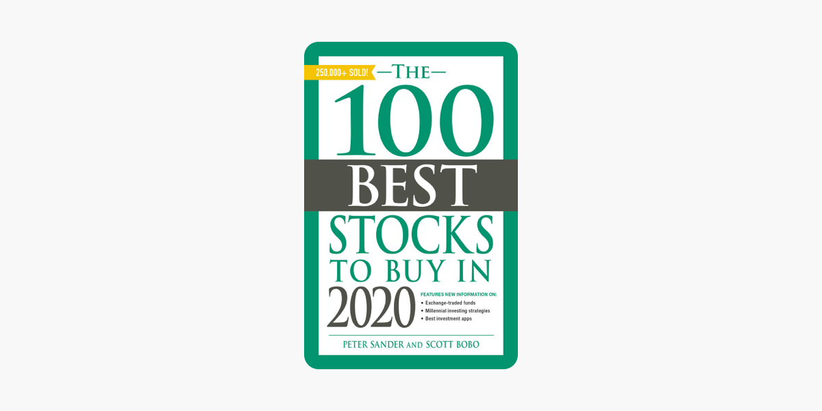 The 100 Best Stocks to Buy in 2020 on Apple Books