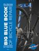 C. Calvin Jones - Big Blue Book of Bicycle Repair artwork