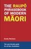 Scotty Morrison - Raupo Phrasebook of Modern Maori artwork
