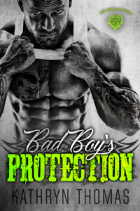Bad Boy's Protection Cover Book