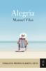 Manuel Vilas - Alegría portada