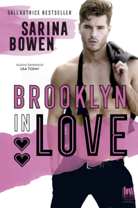 Brooklyn in Love Copertina del libro