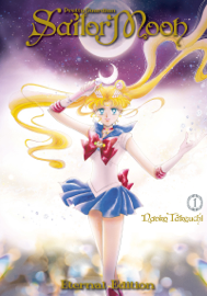 Pretty Guardian Sailor Moon Eternal Edition volume 1