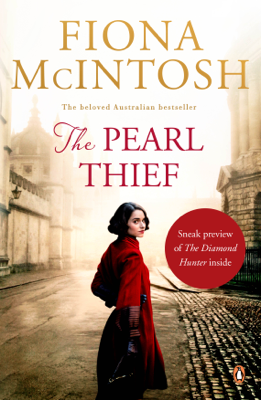 Fiona McIntosh - The Pearl Thief book
