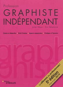 Profession graphiste indépendant La couverture du livre martien