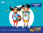 Discover My Plate: A MyPlate Meal
