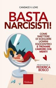 Basta narcisisti! di V. LOVE CANDACE Copertina del libro