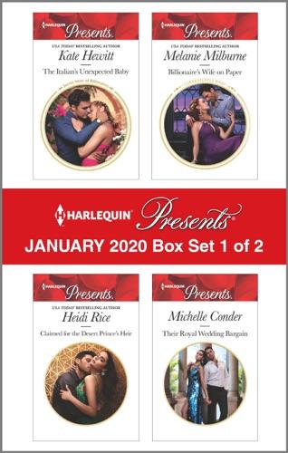 Kate Hewitt, Heidi Rice, Melanie Milburne & Michelle Conder - Harlequin Presents - January 2020 - Box Set 1 of 2